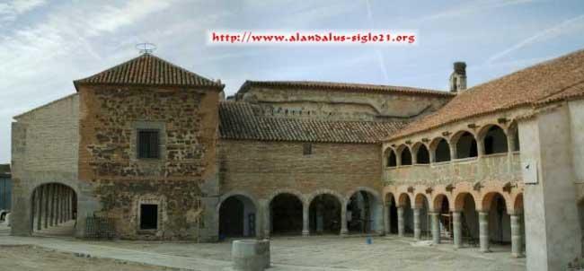 Resultado de imagen de monasterio de belalcazar